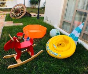 Servicio de Baby Love en Acora Ibiza